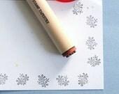 Saponaria Open Rubber Stamp