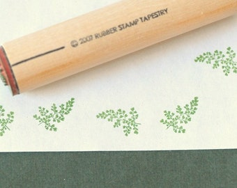 Maidenheart Fern Rubber Stamp