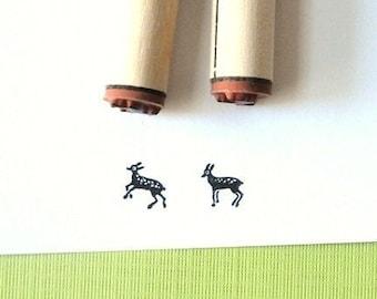 Deer Siblings Stamp Set