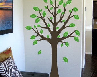 On SALE- Tree Extra Large Wall Decal