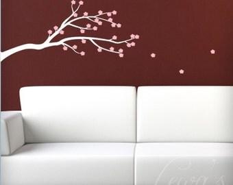 Cherry Blossom Medium Wall Decal