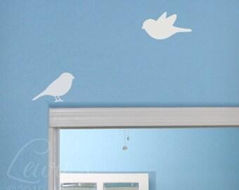 Birdies Wall Decal Set