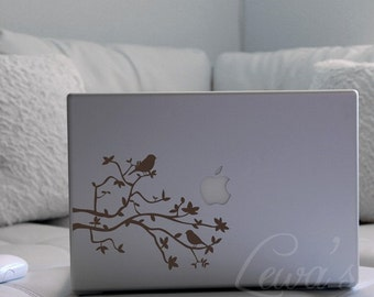 Birds and Branches Laptop / Notebook Computer Decal