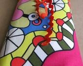 Knitting Needle Organizer Roll Up Case