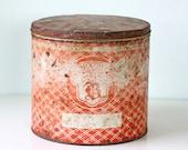 Vintage Brachs Candy Tin