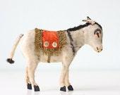 Vintage Putz Donkey