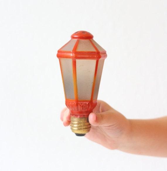 Vintage Lantern Light Bulb