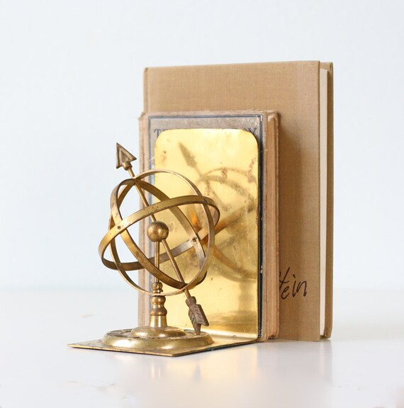 Vintage Sundial Bookend