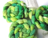 Hand Dyed BFL Spinning Fiber