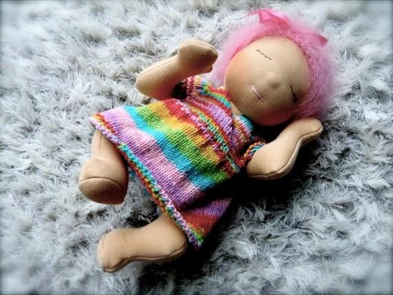 Super Sweet Nurture Baby Waiting for Adoption