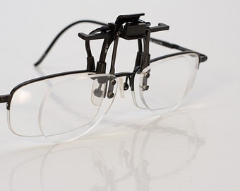 Magniclips Magnifier,  clip-on magnifiers