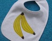 Top Banana Baby Bib