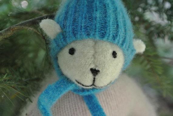 Pogo - Ava, soft pastel stuffed animal, eco-friendly