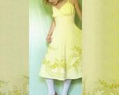 Custom Listing Reserved for nord - Handmade sunshine dress, size medium