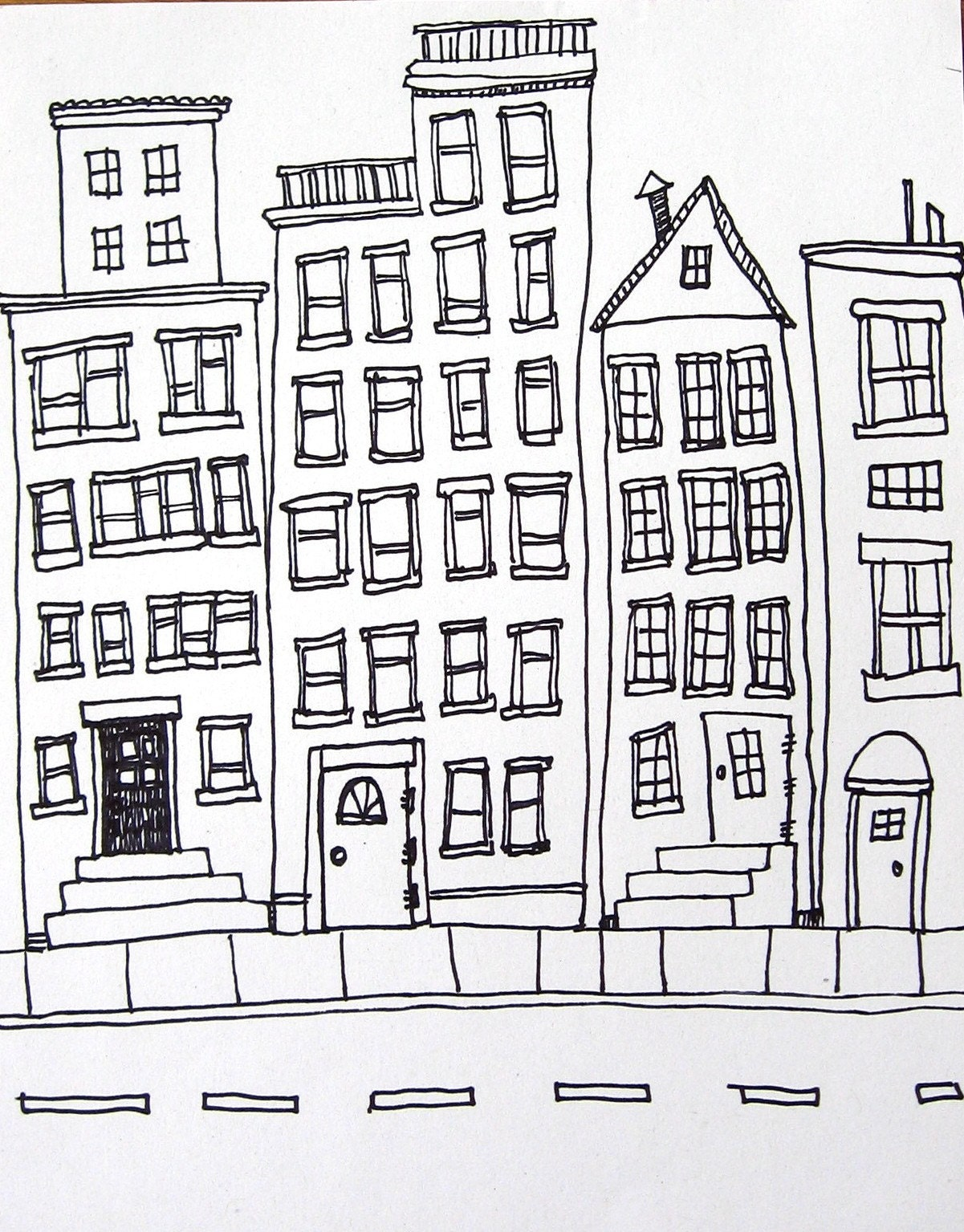 apartment building drawing 28 draw your apartment how to draw apartment coloring - Apartment Building Coloring Pages