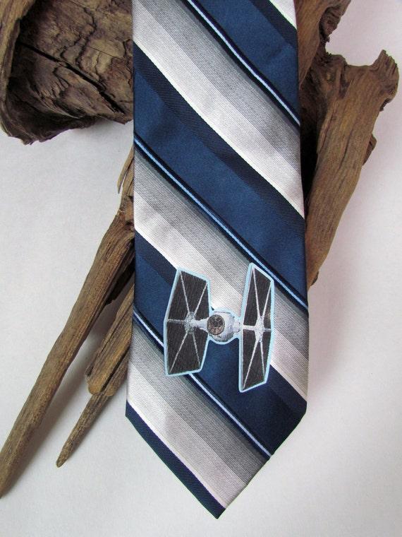 Tie Fighter (star wars) Old Style Necktie