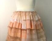 Peaches n Cream Party Dress
