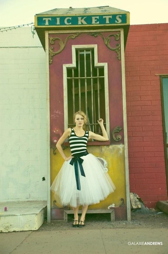 Striped Tutu Party Dress no.2