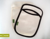 Set of 2 Bamboo Bibs