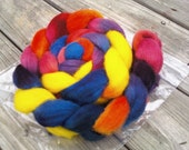 Almost Rainbow Domestic Fiber 4 oz.