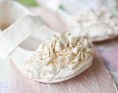 ruched maryjane - Wedding
