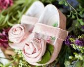 rosette maryjane (pink) - Wedding