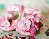 Cherry Cupcake Mary janes
