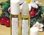 Cucumber Mint Perfume Oil Fragrance Roll-on Scent Perfume - Vegan - Fresh Clean Scent Cologne Scented Oil - Paraben-free - Handmade
