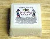 3 Vanilla  Bar Soaps Collection of Vanilla Favorites Soap - Handmade Soap