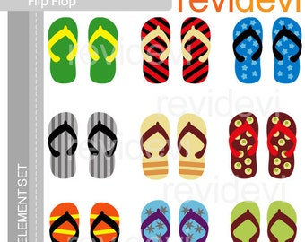 Sandals clipart | Etsy