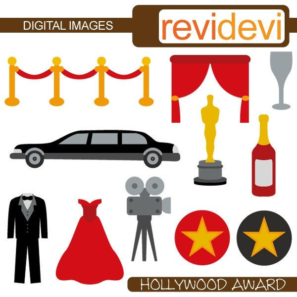 vintage hollywood clipart - photo #14