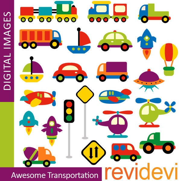 free clipart images transportation - photo #6