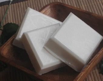 Bourbon Vanilla Shaving Soap Bourbon Vanilla with Clay, Honey and Goats Milk
