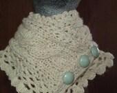 All 5 Victorian Style Neck Warmer Cuff Collars  Neck Cuff PDF Patterns