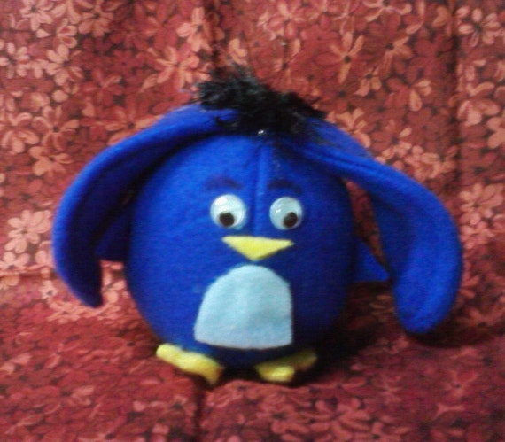 Itty Bitty Puu Plushie By Snowtigra On Etsy