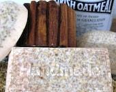 Cinnamon Irish Oatmeal Soap