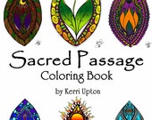 Sacred Passage Coloring Packet