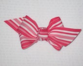 SoBella Creations Hot Pink Waves Bow