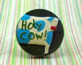 Holy Cow Adjustable Ring