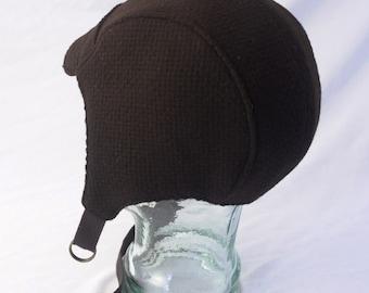 Brown Wool Aviator Hat : Womens, Mens, Girls Hats - Amelia