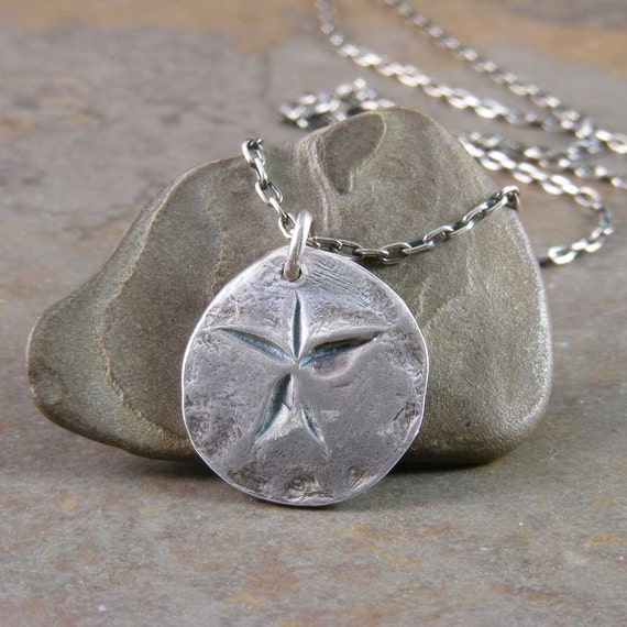 Star Wish Handcrafted Fine Silver Necklace
