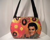 Elvis.....Golden Record......Record Album Purse