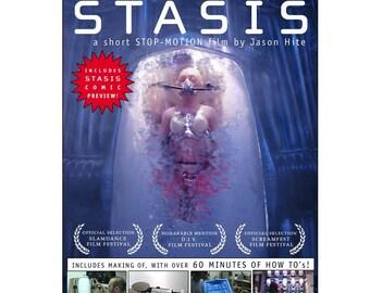 STASIS ANIMATED DVD
