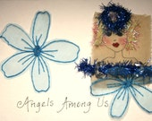 Angels Among Us Greeting Card, 5x7