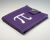 CLEARANCE - Pi Wallet - Bifold in Purple