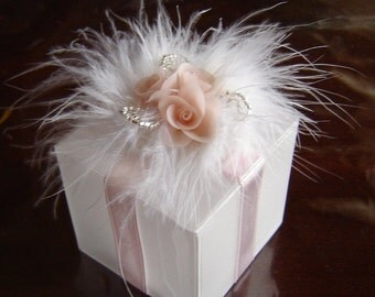 Wedding Favor Box design Favour Box Decor Ready to Use Set of 12 Made-to-Order