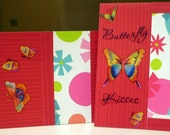 Free Shipping on Butterfly Kisses(Set of 2)