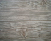 Faux Bois Wood Panel Wrapping or Wallpaper