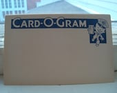 Vintage Cardo-o-Gram Postcards