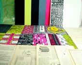 Steam Punk June Papercrafting Kit